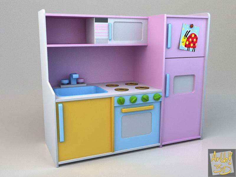 mini kitchen max