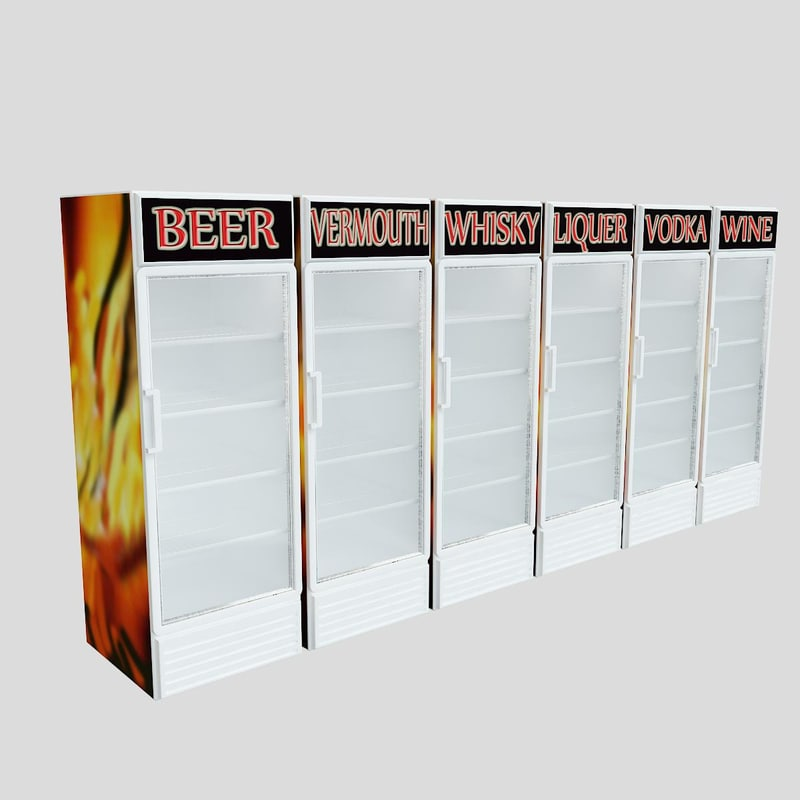 max alcohols refrigerator