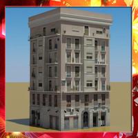 3d model building 29