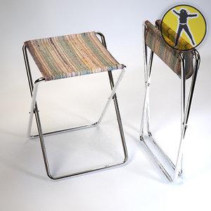 camping folding stool max