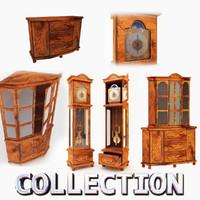 3d furniture old