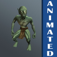 Animated Goblin