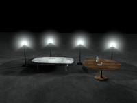 livingroom table c4d free