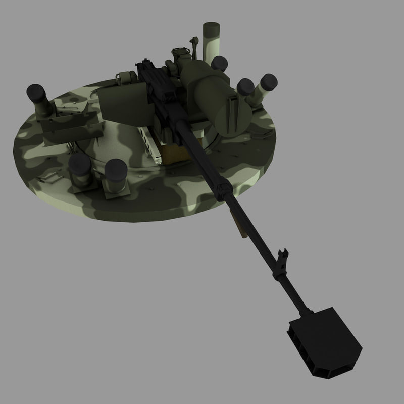12 heavy machine gun 3ds
