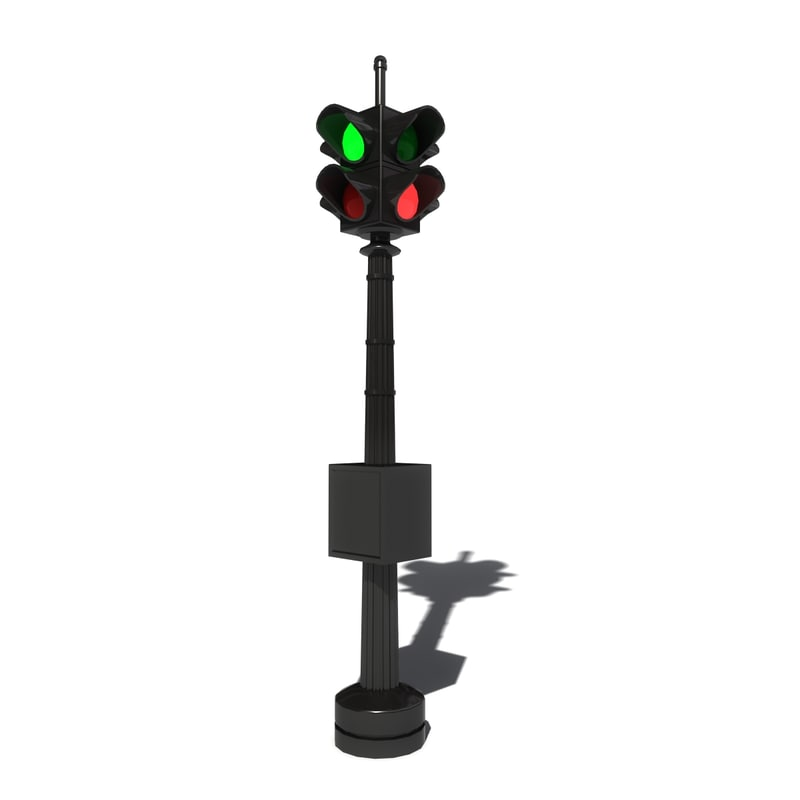 traffic light 1900 s max