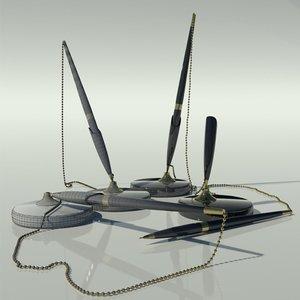 pen chain 3ds