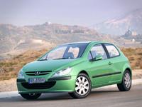 Peugeot 307 3 door