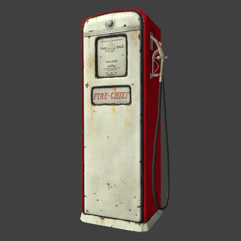 gas pump max