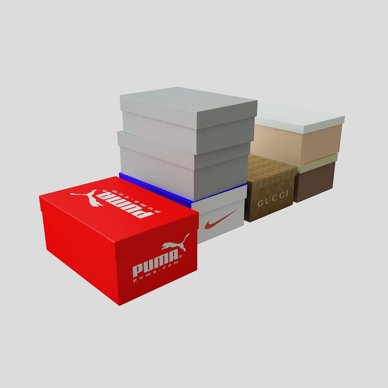 band shoe box max