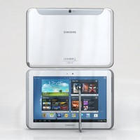 Samsung Galaxy Note 10.1 N8000 & N8010 White