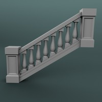 Balustrade 001_st08p