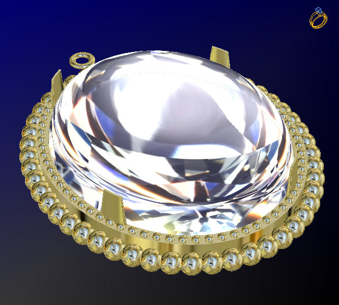 3ds max jewelry jewel gemstone