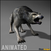 3d ged s animations model