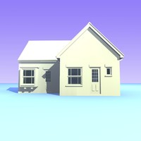 3d c4d british house unit 15