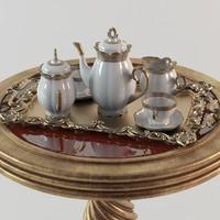 3d classic tea
