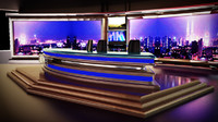 Tv News Room