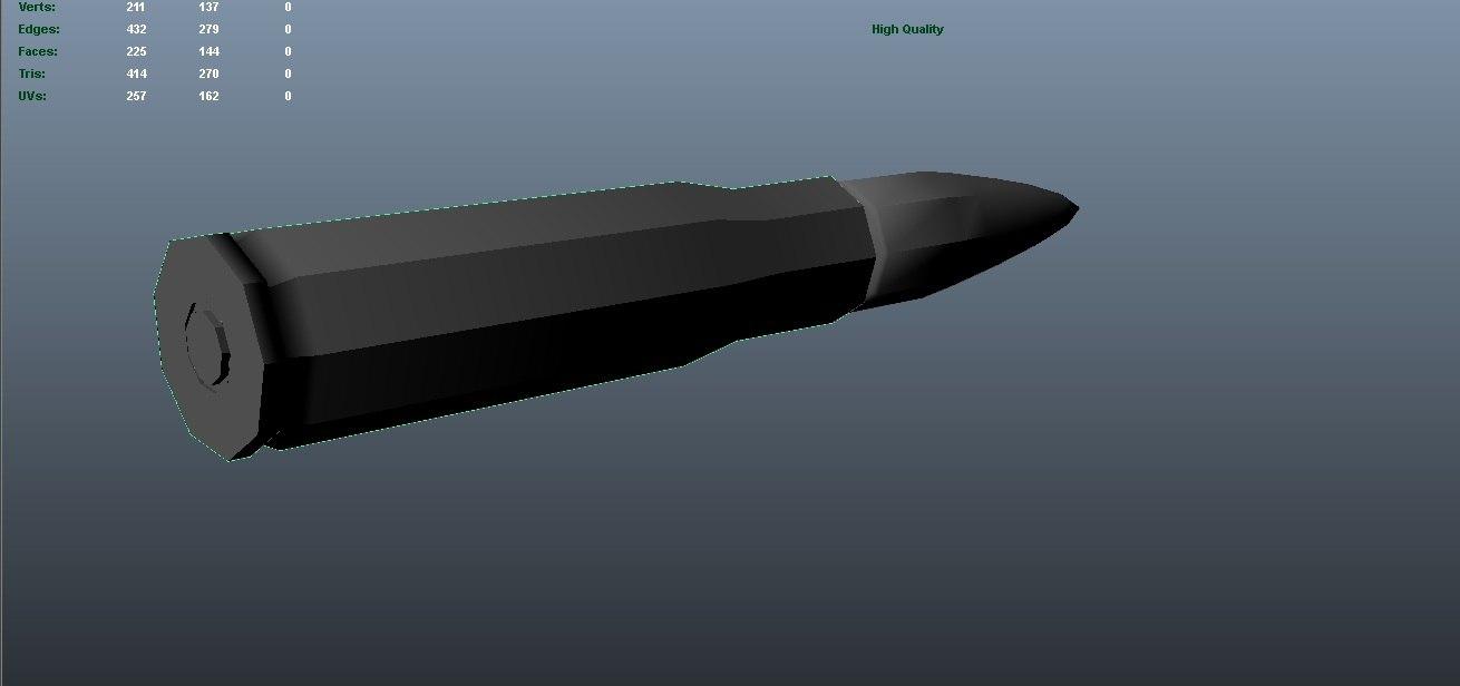 maya primer bullet casing