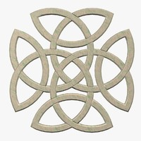 celtic knot fg 3d model