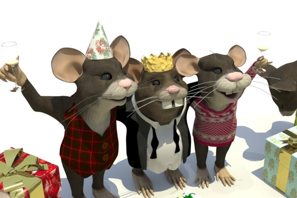 3dm mice