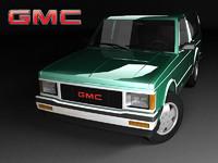 3d gmc jimmy mk1