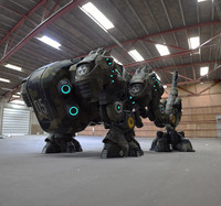 3d mech