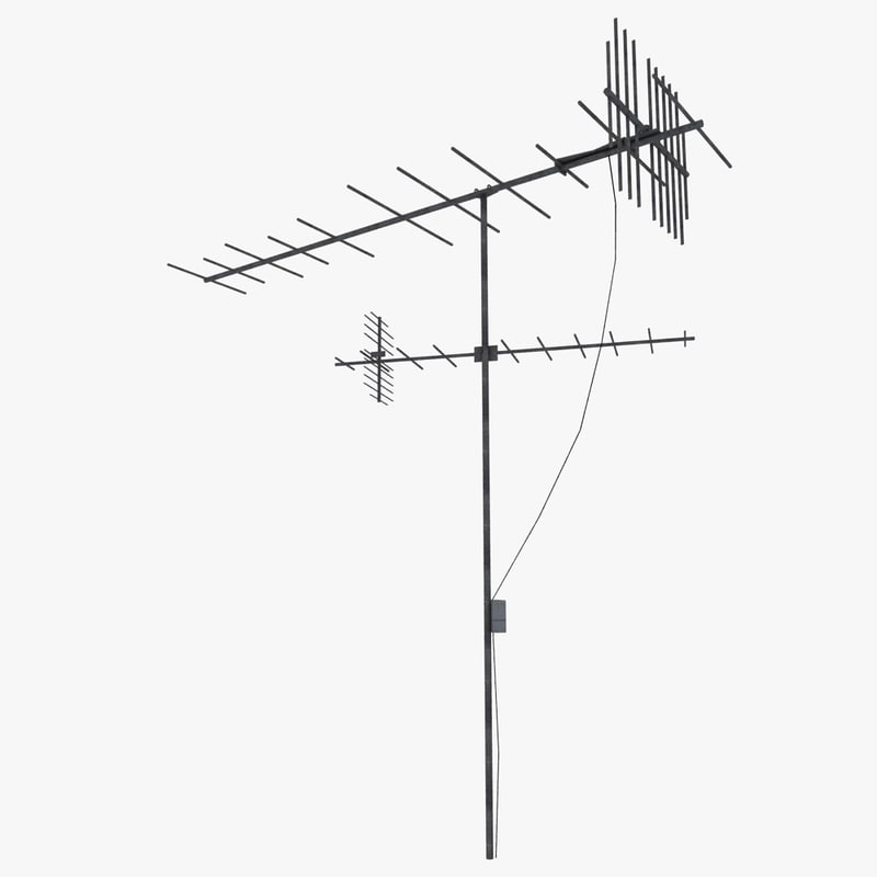 tv aerials max