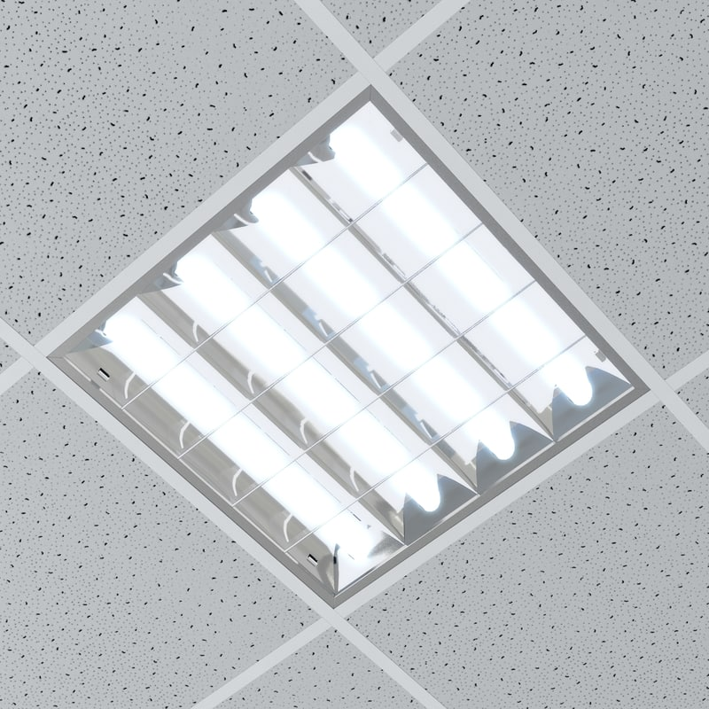 Exceptionnel Office Ceiling Lamp