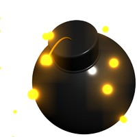 bomb loader 3d model