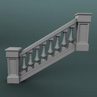 balustrade 002_st08p
