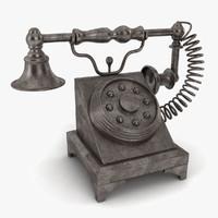 Telephone Decoration