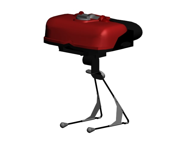 3d model nintendo virtual boy