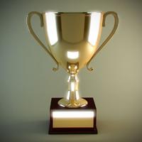 s trophy cup