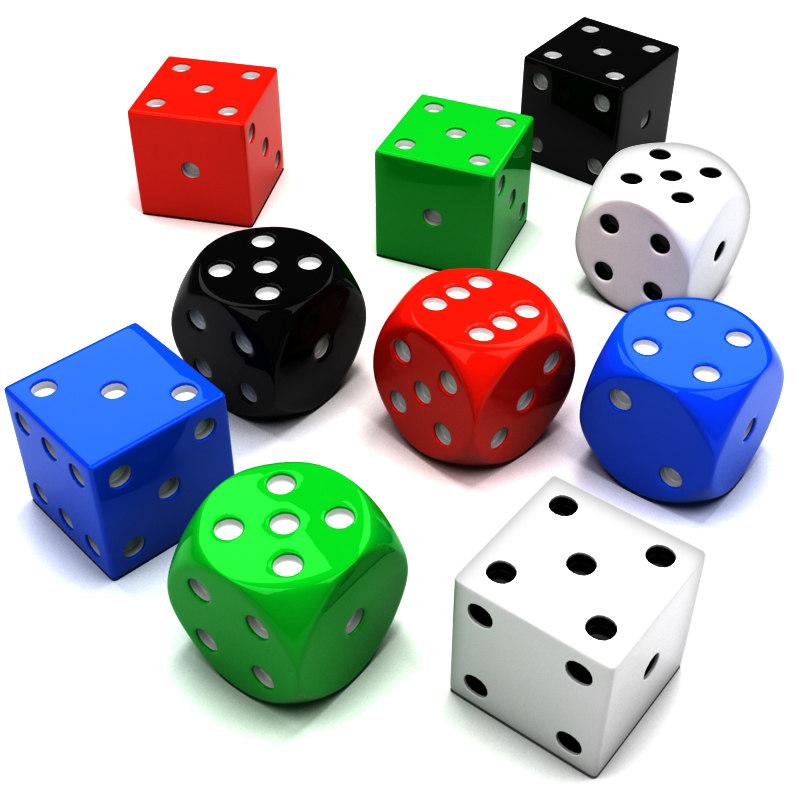 max dice number
