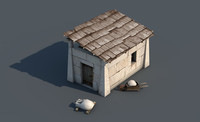 3ds max stonemason building