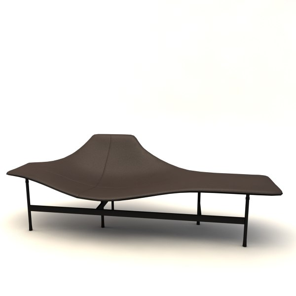 3ds chaise longue