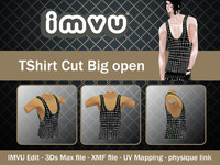 TShirt Cut Big open