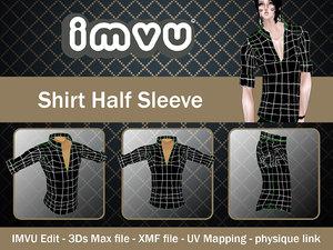 3ds shirt imvu file