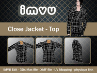 Close Jacket - Top