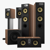 bowers wilkins 684 theater max