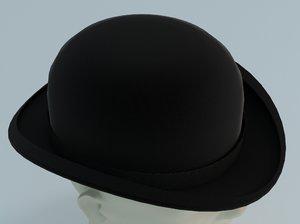 bowler hat max
