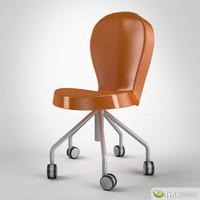 3d o chair