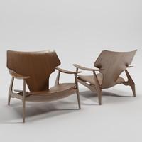 Diz armchair by Sergio Rodrigues