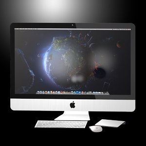 3ds new imac late 2012
