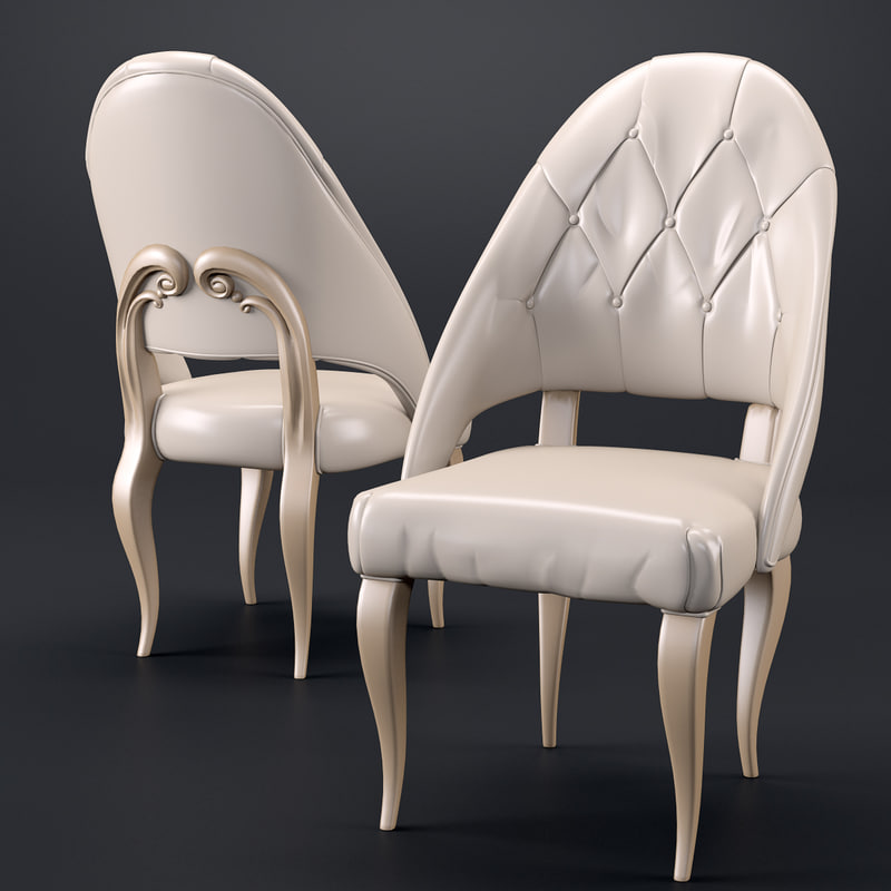 3d meroni 345s chair