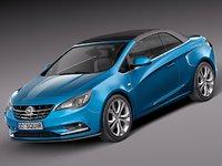 Opel Cascada 2014