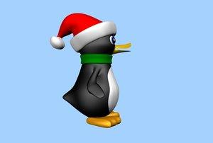 penguin character lwo