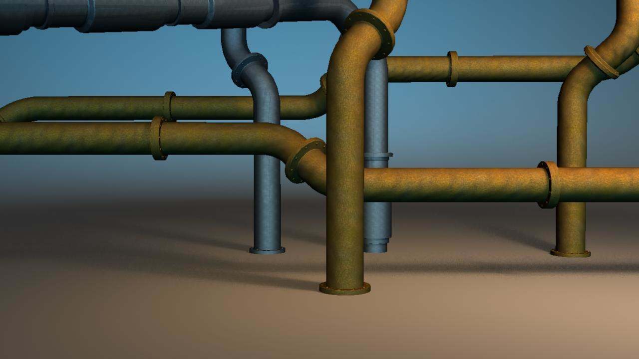 3d pipe