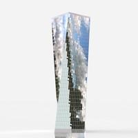 3d max skyscraper 1