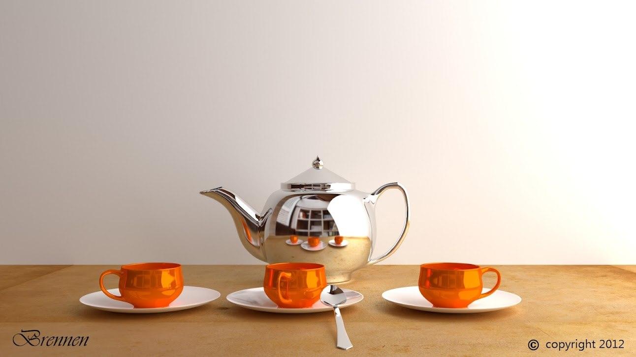 tea set x