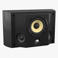 max bowers wilkins ds3 speaker